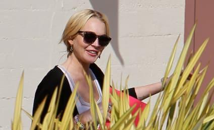 Lindsay Lohan: The Last Pre-Rehab Photo