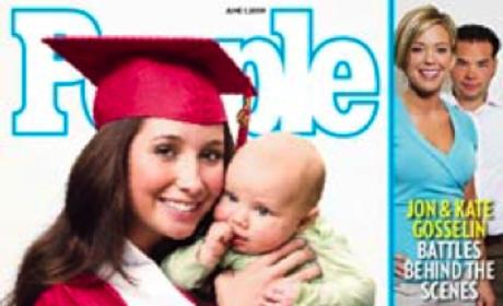 Bristol Palin and Her Baby