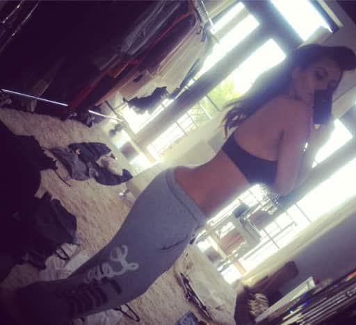 Kim Kardashian Instagram Image