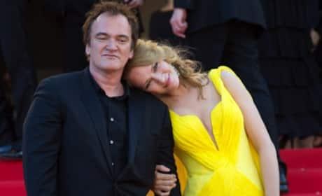 Uma Thurman, Quentin Tarantino Hooking Up?!