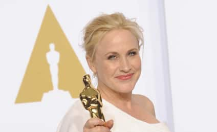 Patricia Arquette Preaches for Women's Rights On AND Off the Oscars Stage