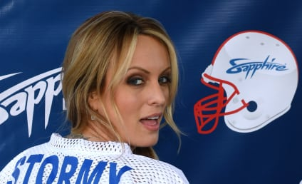 Stormy Daniels: I Have Trump DNA on a Dress, Monica Lewinsky Style!!
