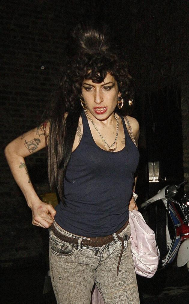 Surprisingly Hot Amy Winehouse