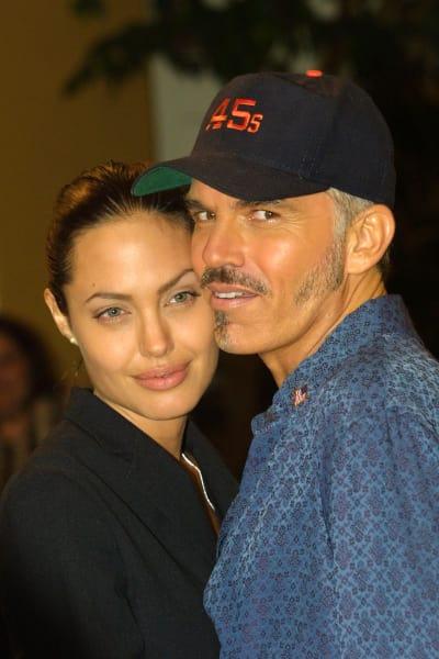 Angelina and Billy Bob