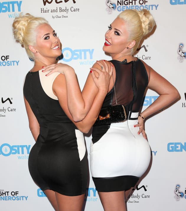 Shannon Twins Make Out! - The Hollywood Gossip