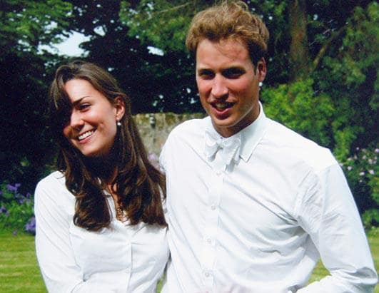 17 Vintage Kate Middleton Photos Before She Was Royalty