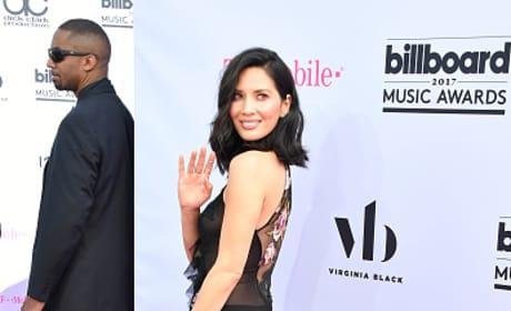 Olivia Munn Attends Billboard Music Awards