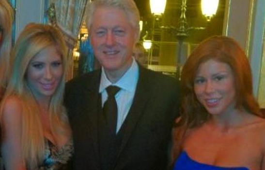 Bill Clinton, Porn Stars