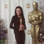 Angelina Jolie 2000 Best Supporting Actress Oscar Pic