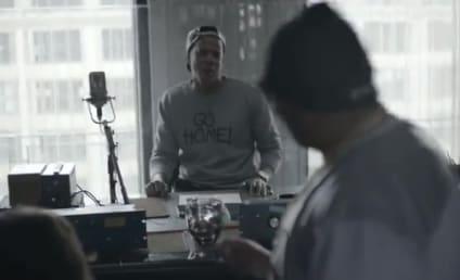 Jay-Z Announces New Album via Samsung Commercial
