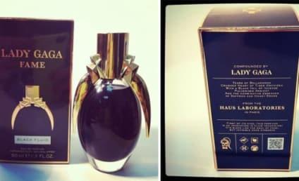 """Lady Gaga """"Fame"""" Perfume: Revealed on Twitter!"""