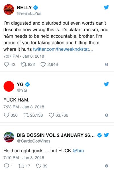 hm backlash