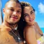Jeremy Meeks and Chloe Green, New Year's Eve