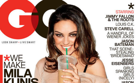Mila Kunis GQ Cover