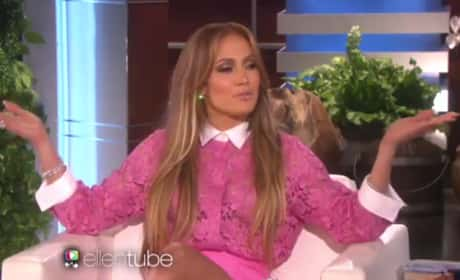 Jennifer Lopez: I'm Kind of Dating Casper Smart Again!