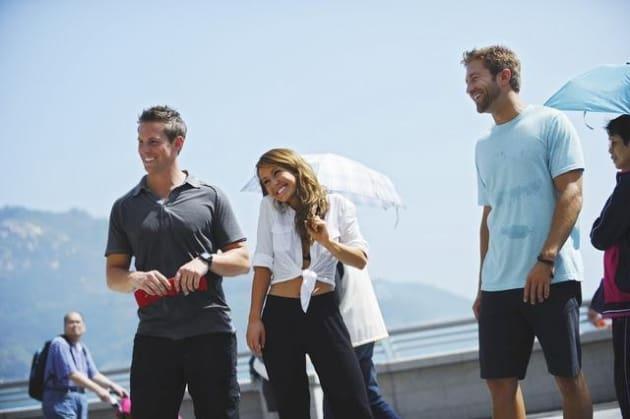 Ashley, Blake and Ryan
