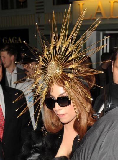A Star is Born (Atop Lady Gaga)