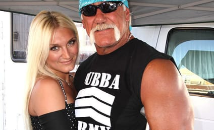 Brooke Hogan Stages Photos, Contemplates Playboy