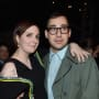 Jack Antonoff and Lena Dunham Picture