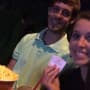 Jill and Derick at the Movies