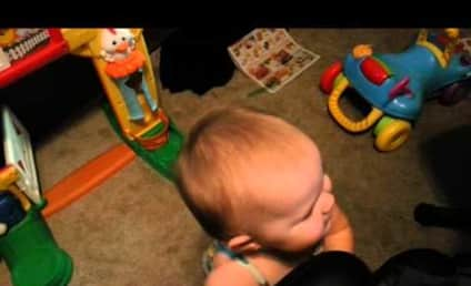 Baby Rocks Out to Nine Inch Nails in Adorably Hilarious Video!