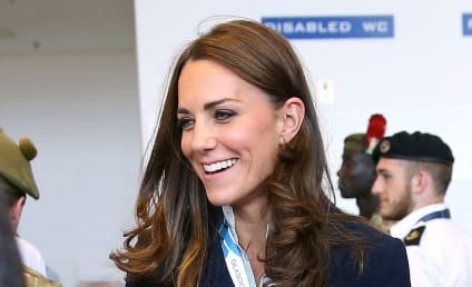 Kate Middleton Baby Bump: Sort of Spotted at British Pub!