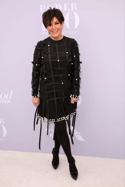 Kris Jenner: The Hollywood Reporter's Annual Women In Entertainment Breakfast