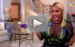"Nene Leakes Returns To RHOA: ""Yes, B--ches, I am Back!"""