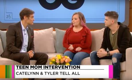 Catelynn Lowell & Tyler Baltierra: On the Brink of Divorce AGAIN?