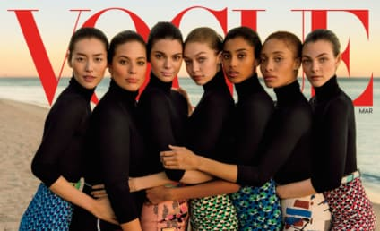 Ashley Graham Lands First Vogue Cover, Receives So Much Criticism!
