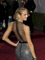 Stacy Keibler Oscars Dress