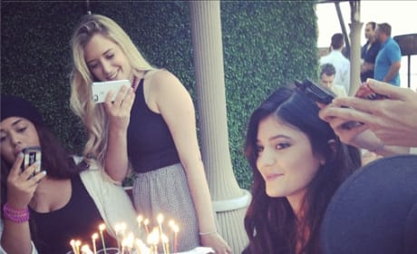 Kylie Jenner Birthday Celebration
