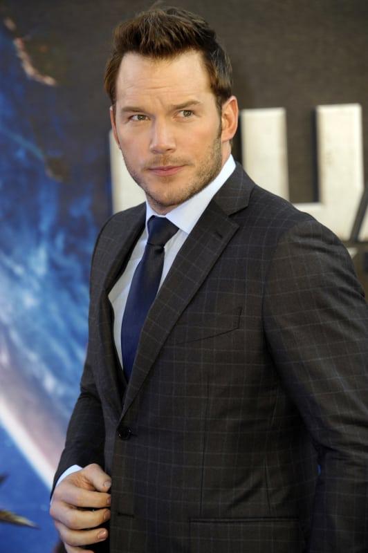 Chris Pratt in July 2014