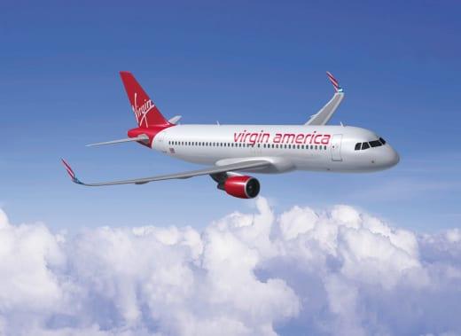 Virgin America pic