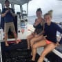 Kailyn Lowry Goes Shark-Diving!