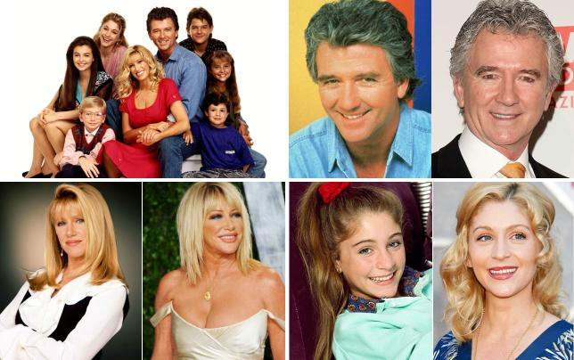 Step by step cast then and now step by step cast