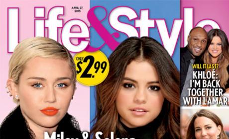 Miley Cyrus and Selena Gomez: PREGNANT!