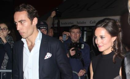 James Matthews: Dating Pippa Middleton!