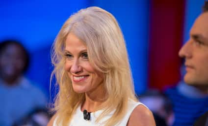 Kellyanne Conway: I'm Not a Nazi! Clinton Supporters Are Sore Losers!