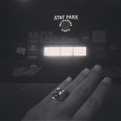 Kim Kardashian Engagement - She Said Yes