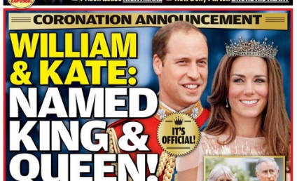 """Prince Will and Kate Middleton: """"Coronation"""" Date Falls On Morbid Anniversary"""