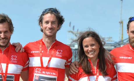 Pippa Middleton James Matthews Pic