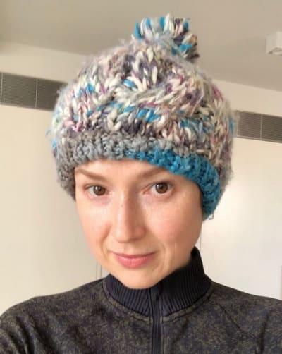 Ellie Kemper in a Hat