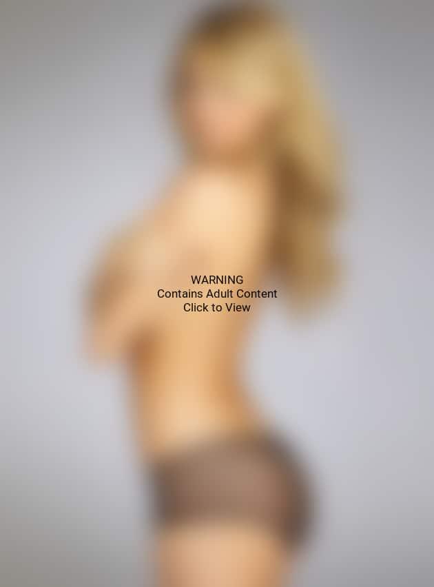 Kate Upton Topless, Underwear Photo