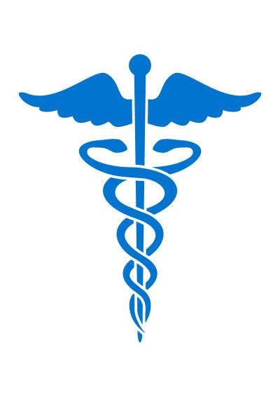 Cadeceus Medical Symbol