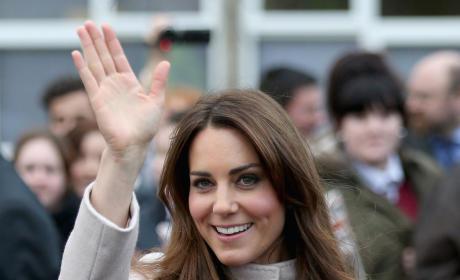 Waving Duchess