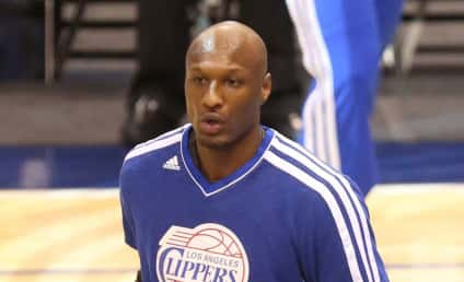Lamar Odom Tests Positive For Cocaine; Will He Be Prosecuted?