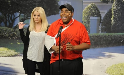 SNL Tiger Woods Skit: Elin Gets Revenge