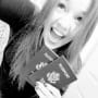 Rachel Bear with Her Passports