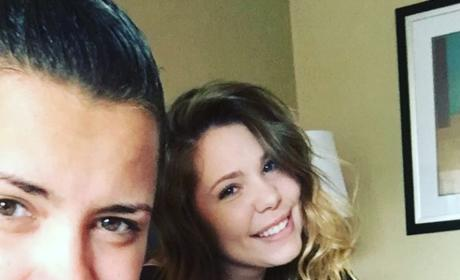 Kailyn Lowry and Becky Hayter